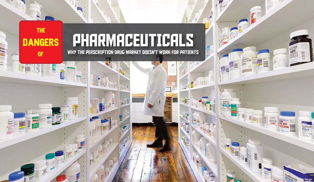Why The Prescription Drug Market Doesn't Work For Patients
