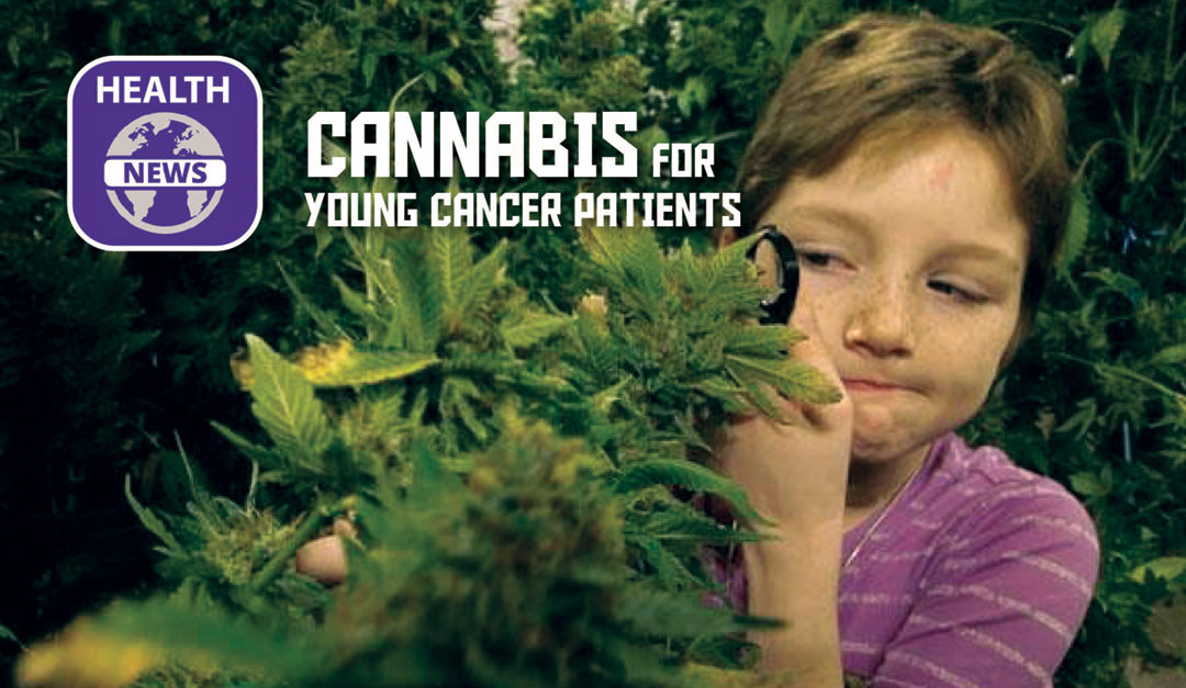 30% Of Young Cancer Patients Use Cannabis To Relieve Symptoms