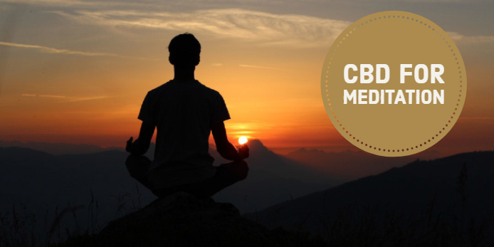 How to Overcome Stress with CBD, Meditation, and Yoga