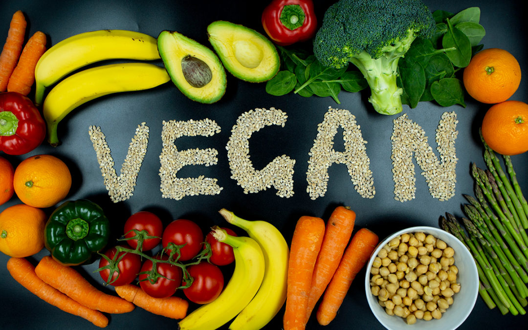 OVERALL HEALTH 5 Reasons You Should be a Vegan