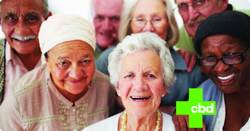 The 6 Ways CBD Oil Benefits Senior Citizens