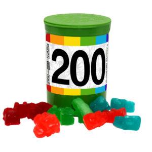 reLeaves 200mg CBD 20x Gummies