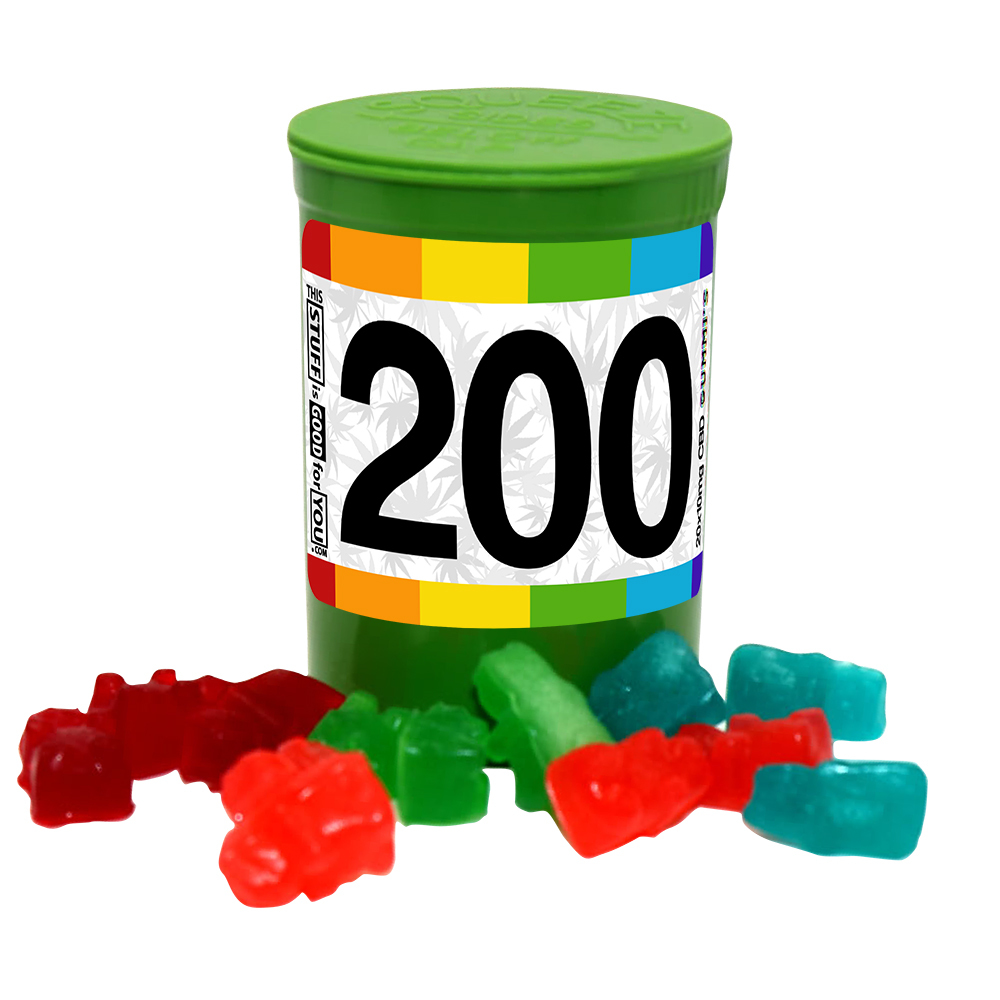 reLeaves 200mg CBD 20x Gummies