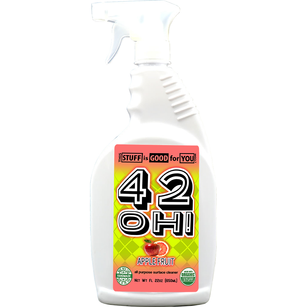 42OH! Applefruit AF All-Purpose Cleaner