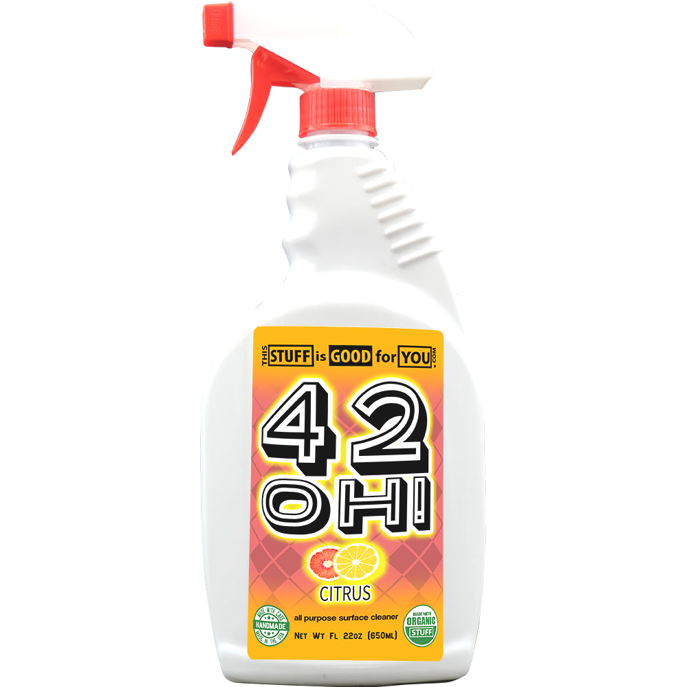 42OH! Citrus AF All-Purpose Cleaner