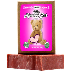 The Apology Bar Soap