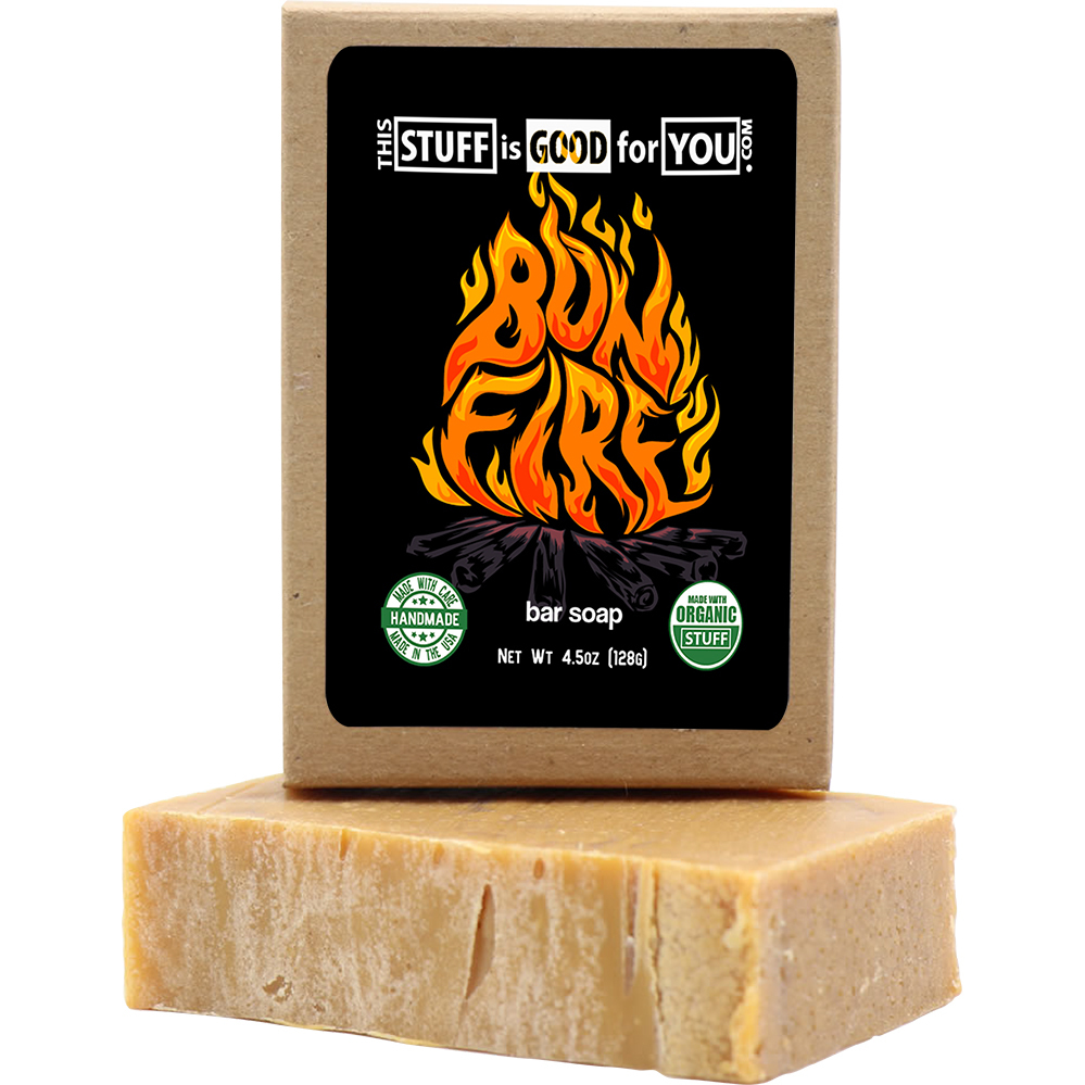 Bon Fire Bar Soap