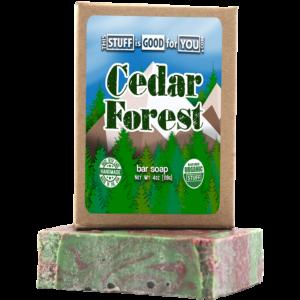 Cedar Forest Bar Soap