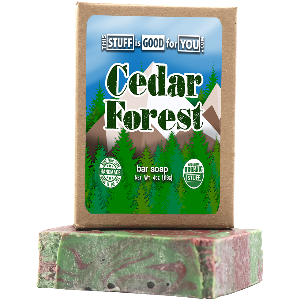 Cedar Forest Bar Soap