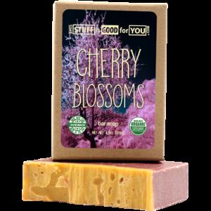 Cherry Blossom Bar Soap