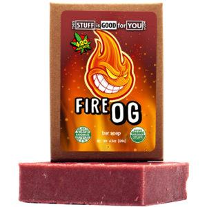 Fire OG Bar Soap