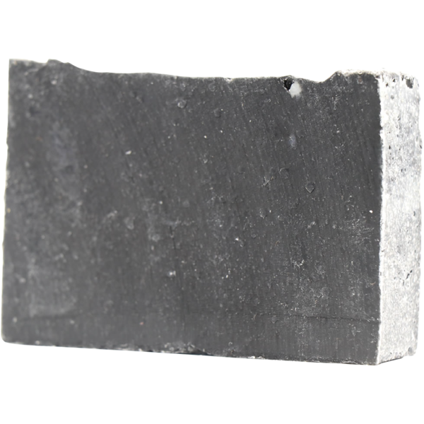 Once You Go Black Activated Charcoal Lavender Bar Soap