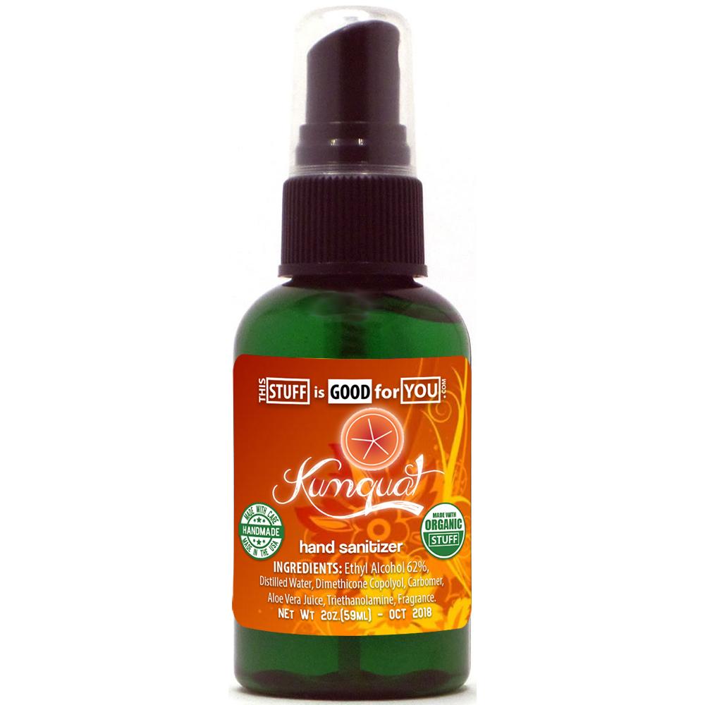 Kumquat Hand Sanitizer