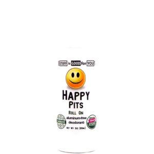 Happy Pits Vegan Roll-On Deodorant